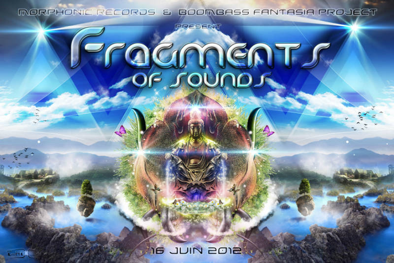 16/06/2012 - FRAGMENTS OF SOUND by Morphonic Rec & BBF Project - Paris