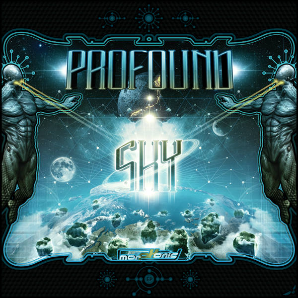 NOW ON SALE : new EP release from PROFOUND!