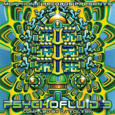 New PSYCHOFLUID3 Compilation NOW ON SALE