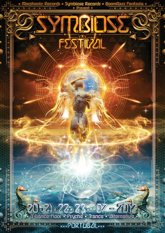 20-23/07/2012 - SYMBIOSE Festival - Portugal