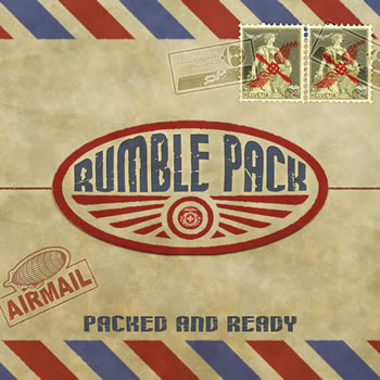 RUMBLE PACK - PACKED AND READY