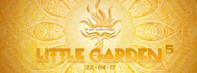 Little Garden 5 - Morphonic records party